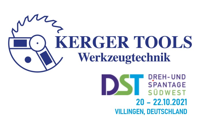 Logo Kerger Tools and DST Exhibition